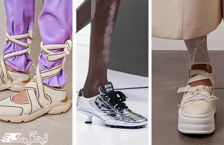 جدیدترین مدل های کفش سال 2021