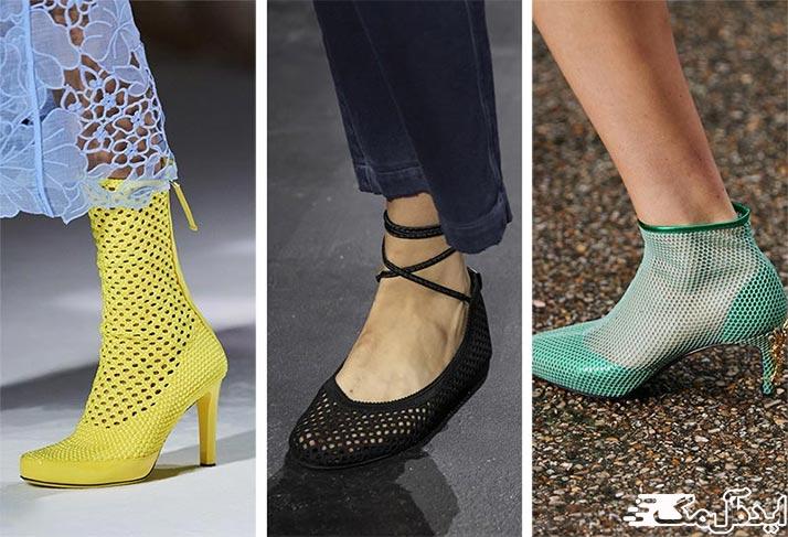مدل جدید کفش برای نوروز 1400