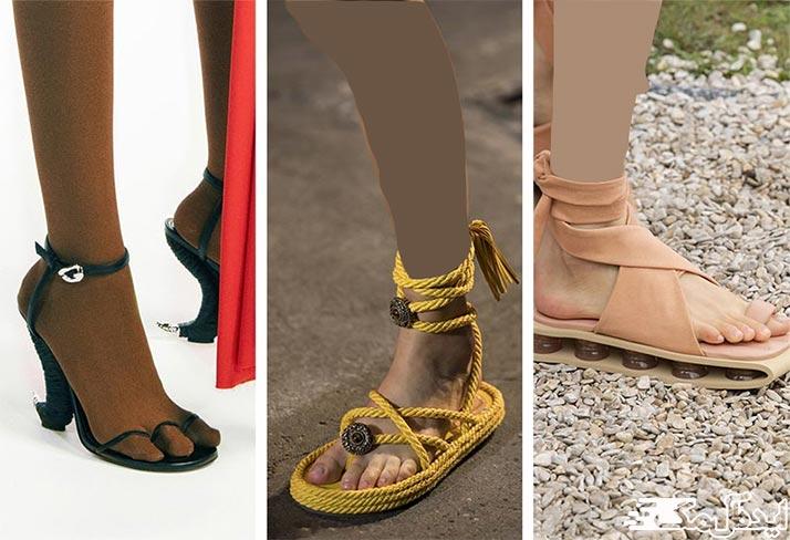 جدیدترین مدل کفش 2021