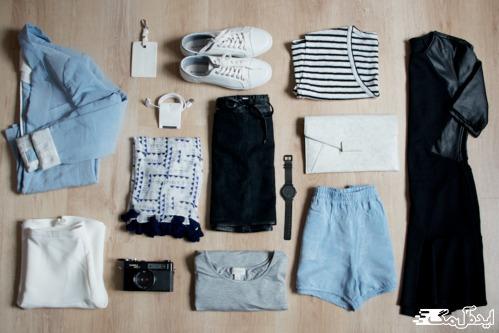 انواع استایل لباس پوشیدن