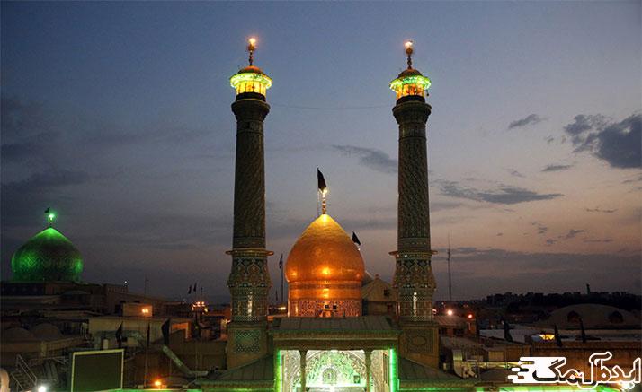 امامزاده شاه عبدالعظیم حسنی (ع)