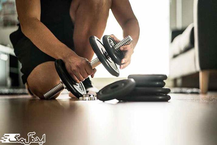 تاثیر روزه داری متناوب بر عضله سازی