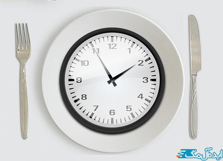 رژیم روزه داری 12 ساعته