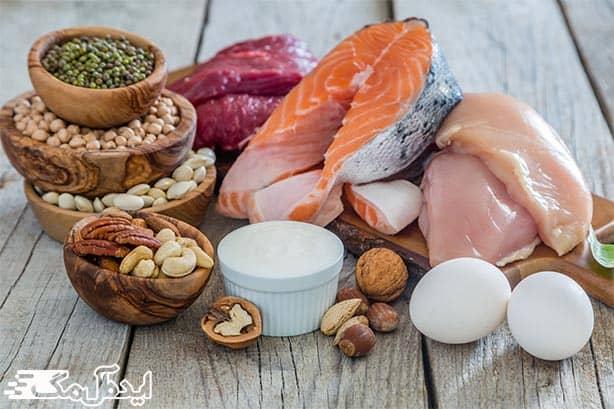 رژیم پروتئین 14 روزه