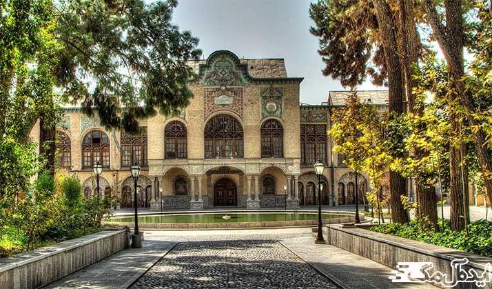 عمارت مسعودیه در تهران
