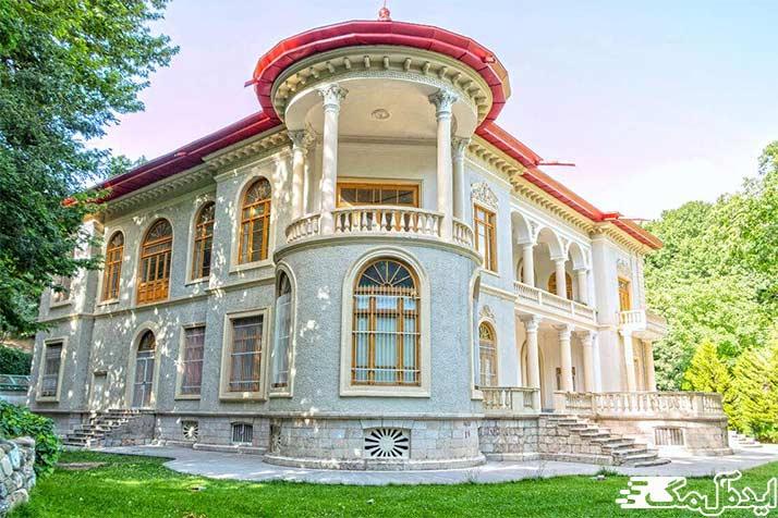 کاخ سعد آباد در تهران
