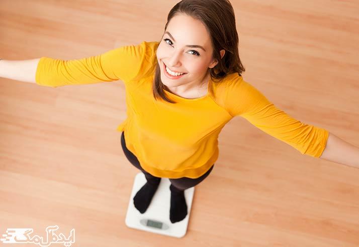 روش های کاهش وزن اصولی