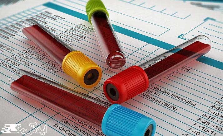 تفسیر نتایج آزمایش خون