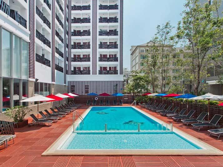 بهترین هتل های خارجی برای اقامت