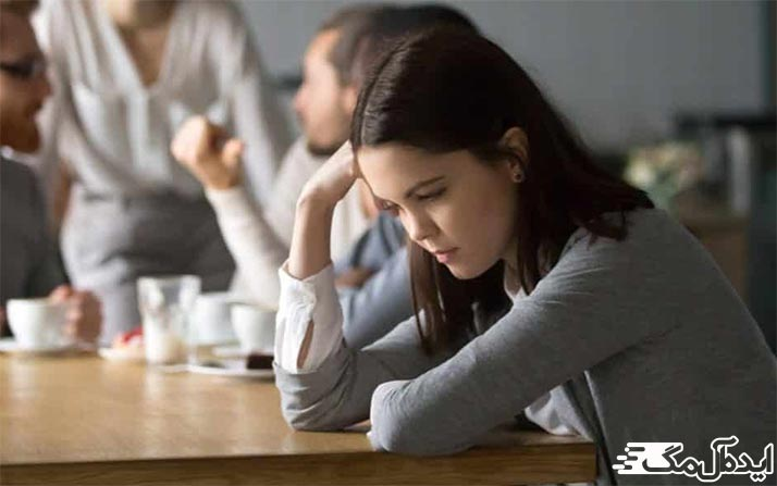 دوری و اضطراب اجتماعی